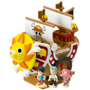 One Piece Chara Bank Pirate Ship Thousand Sunny (S-Toy)